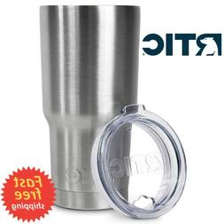 RTIC 30 Oz Stainless Steel Tumbler Travel Hot Cold Beverage