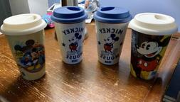 Disney Park Ceramic Travel Mugs