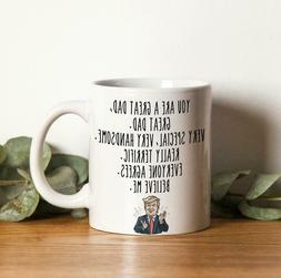 Funny Mug Gift For Dad   Personalized You Are A Great Dad Mu