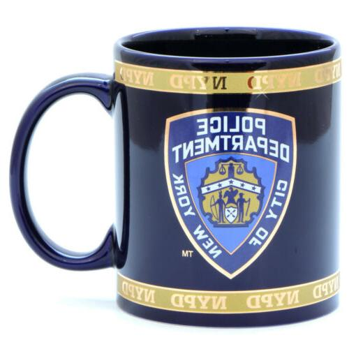 NYPD Mug New York Official