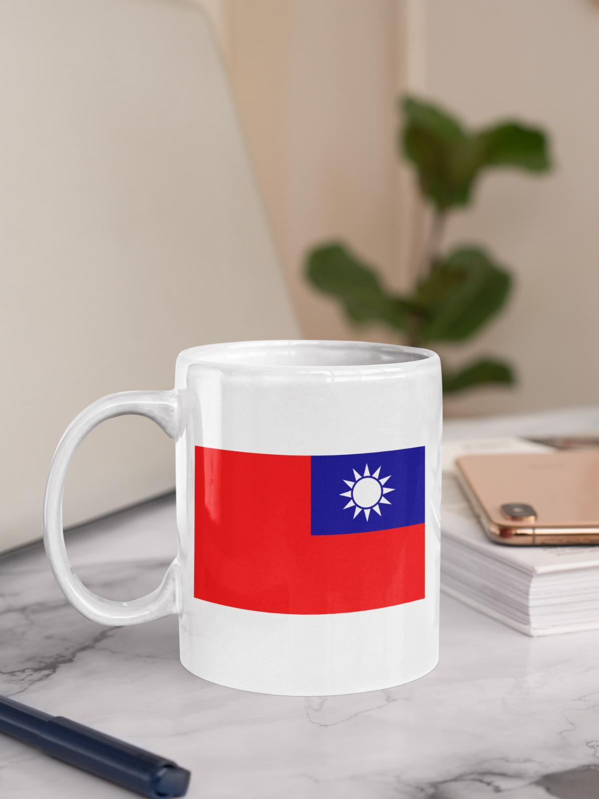 Taiwanese Flag Him Men Country Of Taiwan World Travel
