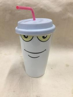 Master Shake ceramic travel mug cup Aqua Teen Hunger Force M