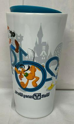 New Walt Disney World 2019 Mickey Mouse Travel Tumbler with
