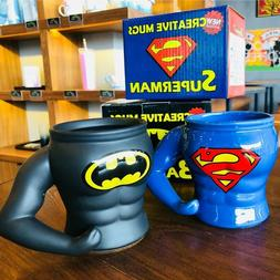 OUSSIRRO New Superhero Gift Coffee Mug Travel CUP Superman B