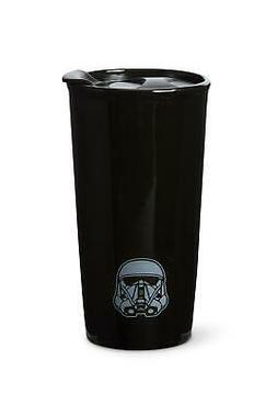 Star Wars: Rogue One Ceramic Travel Mug with Lid - Death Tro